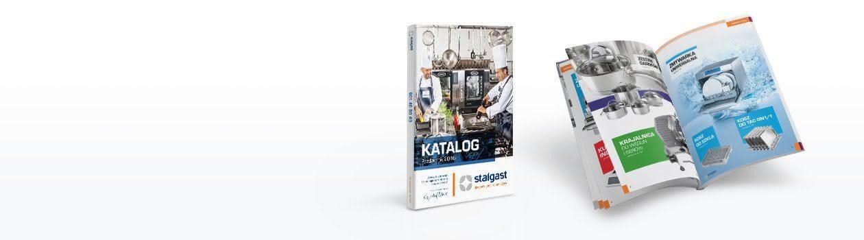 Nowy katalog Stalgast