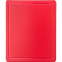 Stalgast Deska do krojenia GN 1/2 czerwona