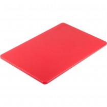 Stalgast Deska do krojenia 450x300 mm czerwona
