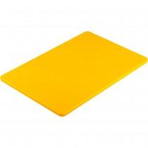 Stalgast Deska do krojenia 450x300 mm żółta