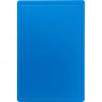 Stalgast Deska do krojenia 600x400x18 mm niebieska