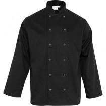 Nino Cucino Bluza kucharska czarna CHEF S unisex