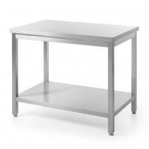 Hendi Stół centralny z półką - skręcany 1400x600 mm