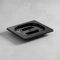 Hendi Pokrywka z poliwęglanu do pojemników GN 1/6 czarna