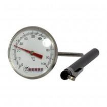 Hendi Termometr tarczowy z sondą HACCP