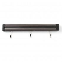 Hendi Listwa magnetyczna z haczykami 300 mm