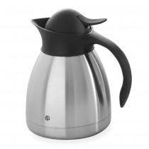 Hendi Termos stalowy do kawy z przyciskiem 1 l