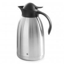Hendi Termos stalowy do kawy z przyciskiem 2 l