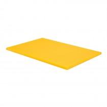 Yato Deska do krojenia 450x300x13 żółta