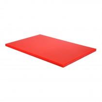 Yato Deska do krojenia 600x400x20 czerwona
