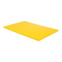 Yato Deska do krojenia 600x400x20 żółta
