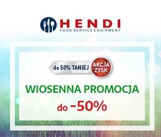 Promocja Hendi