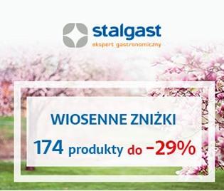 Promocja Stalgast